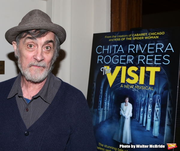 Photo Coverage: Chita Rivera & THE VISIT Cast Meet the Press; Previews Begin Tomorrow!