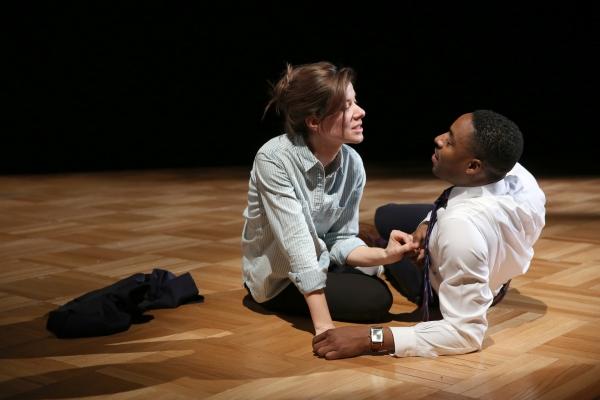 Tessa Ferrer and Grantham Coleman