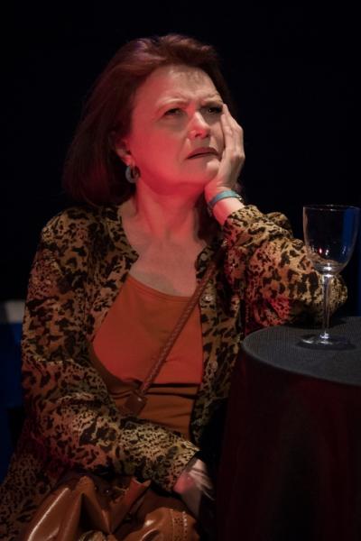Charlotte Booker as Rebecca Green Photo