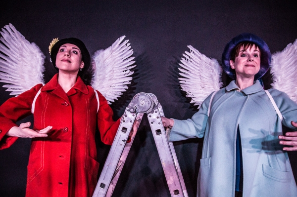 Photos: First Look at Gina Handy and Andrea Morales in Magnolia Theatre Company's Debut Production of PARALLEL LIVES