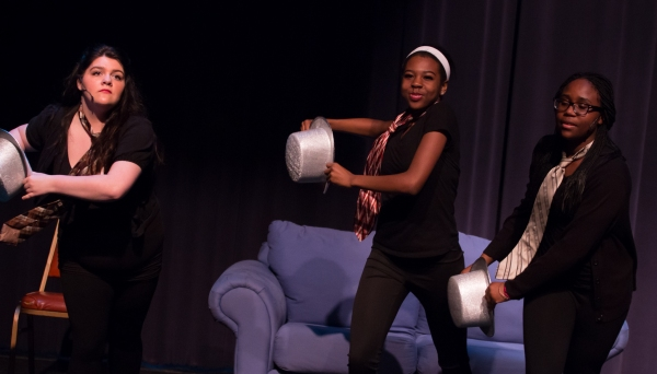 Photos: First Look at Art College Prep Academy's 9 TO 5: THE MUSICAL!