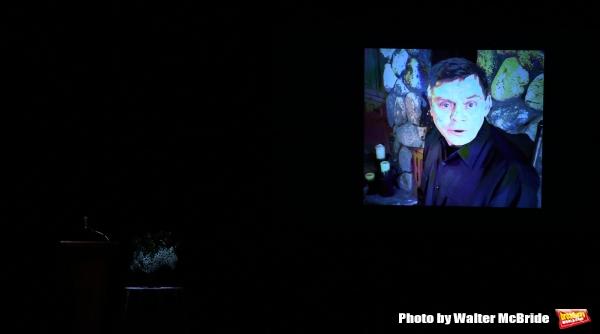 Mark Hamill on video