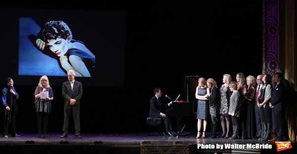 'Follies' reunion featuring Marni Nixon, Judith Ivey, Gregory Harrison, Kelli O'Hara with Michael Feinstein at the piano