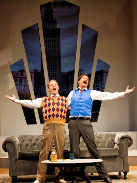 Photo Flash: First Look at LEND ME A TENOR at Beck Center