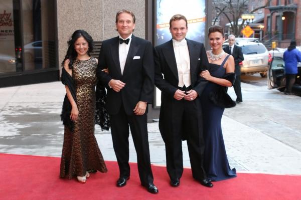 Tracy Smith, Rex Smith, Brandon Smith and Lailina Smith  Photo