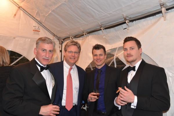 Glenn MacInnes, EVP & CFO at Webster Bank & Webster Financial Corporation, Senator Te Photo