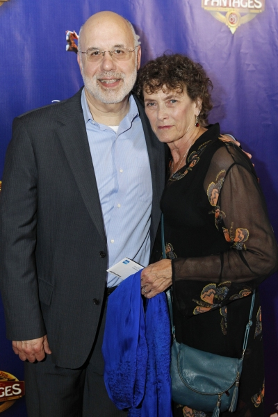 Bob Tzudiker and Noni White