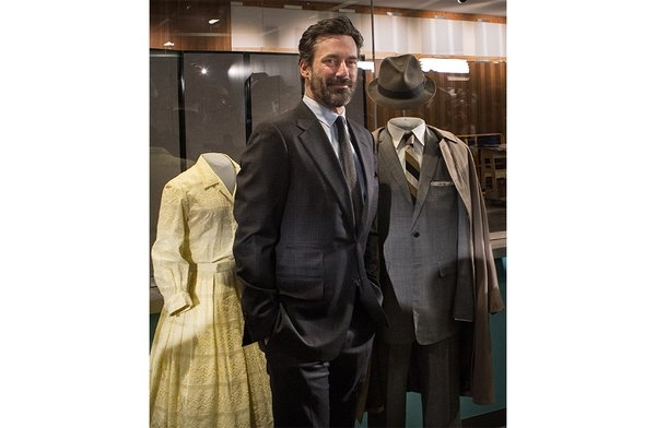 Jon Hamm (Jaclyn Nash, National Museum of American History)