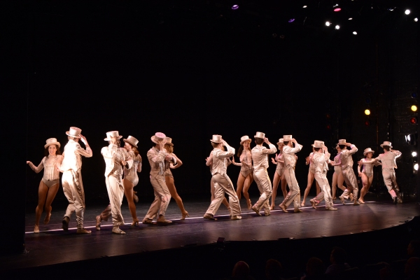 The Cast of A Chorus Line-Patrick Ball, Rachel Marie Bell, Sissy Bell, Nic Casuala, Abby Church, Hayden Clifton, Matthew Couvillon, Courtney Fekete, Omar Garibay, Jessica Lee Goldyn,  Francesca Granell, Eric Greengold, Stephanie Israelson, James Ludwig, A