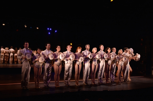 The Cast of A Chorus Line-Patrick Ball, Rachel Marie Bell, Sissy Bell, Nic Casuala, A Photo