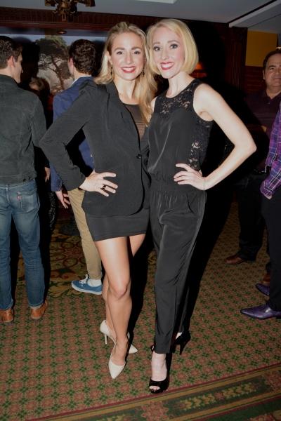 Jessica Lee Goldyn and Kelly Sheehan