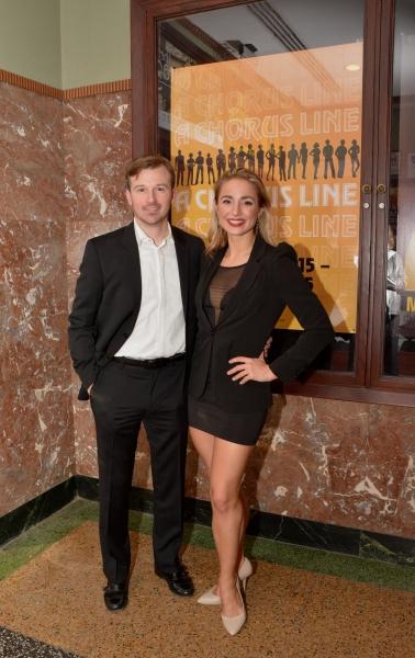 Drew Humphrey (Director) and Jessica Lee Goldyn