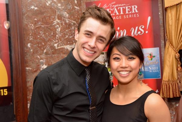 Matthew Couvillon and Alexzandra Sarmiento