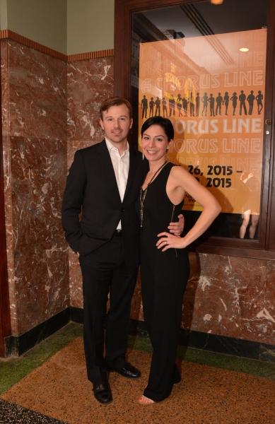 Drew Humphrey (Director) and Dena DiGiacinto (Choreoghrapher)
