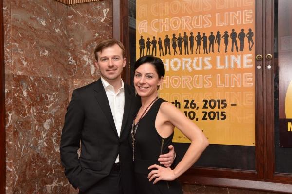 Drew Humphrey and Dena DiGiacinto