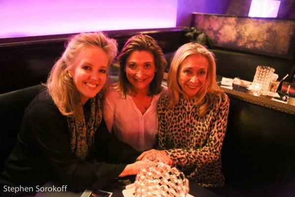 Stacy Sullivan, Joanne Tatham, Eda Sorokoff
