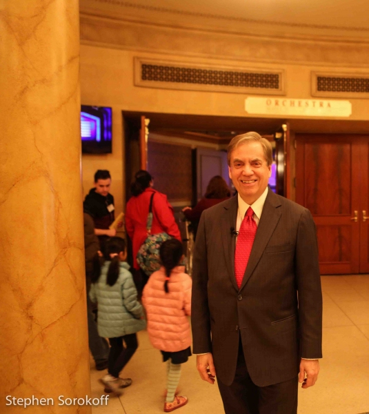 Michael Presser, Founder & CEO Inside Broadway