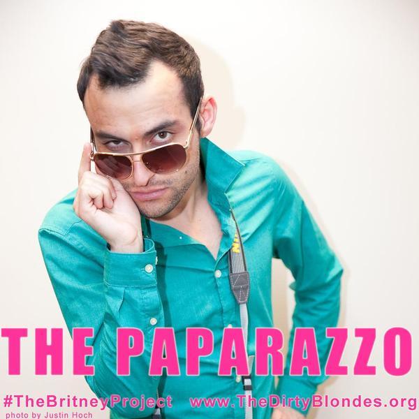 THE PAPARAZZO, Brett Epstein Photo