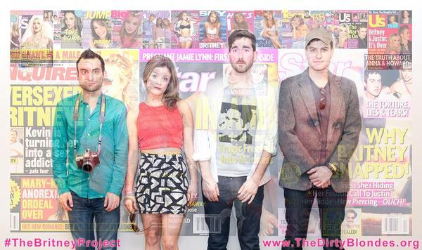 Brett Epstein, Laura Bogdanski, Brandon Ferraro and Jimmy Dailey Photo
