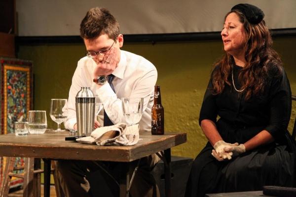 Photos: Sneak Peek at Commedia Beauregard's MASTER WORKS: THE INTUIT PLAYS