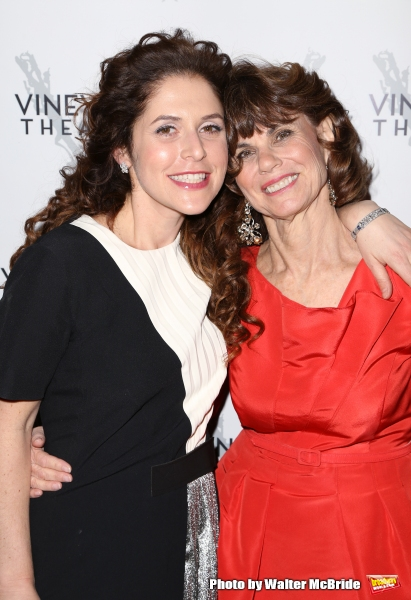 Amanda Lipitz and Margo Lion