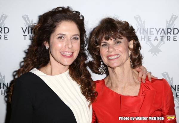 Amanda Lipitz and Margo Lion attends
