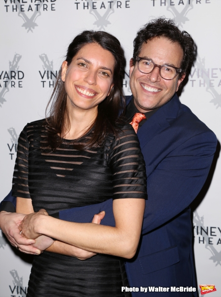 Sarah Stern and Michael Mayer