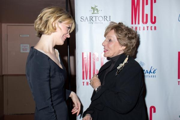 Sarah Paulson, Fran Weissler