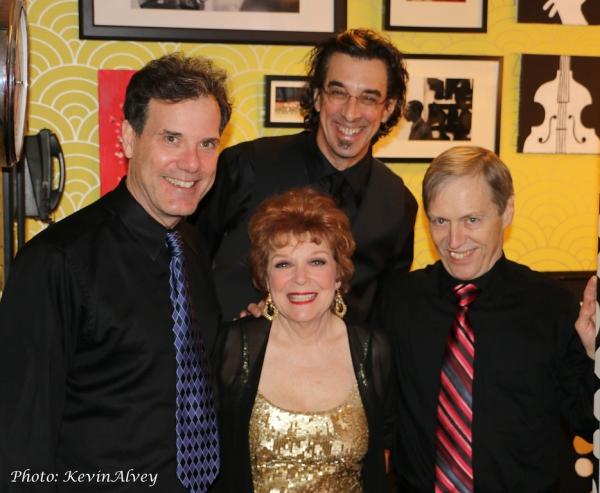 Paul Greenwood, Ritt Henn, John Redsecker and Anita Gillette