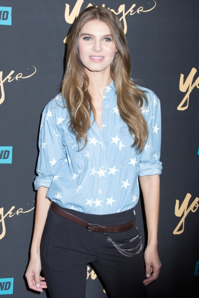 Photo Coverage: Inside the YOUNGER Premiere with Sutton Foster, Hilary Duff, Debi Mazar, Miriam Shor and More!