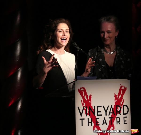 Amanda Lipitiz and Kathleen Chalfant