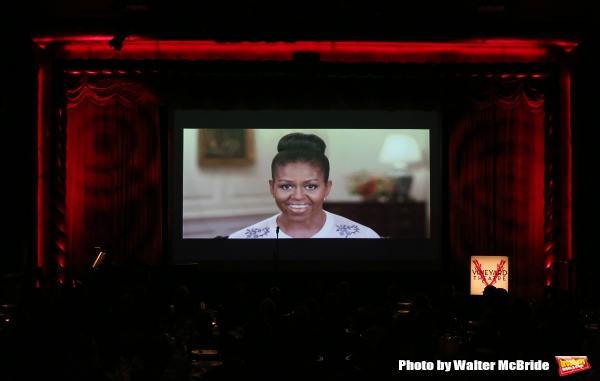 Michelle Obama (video presentation)