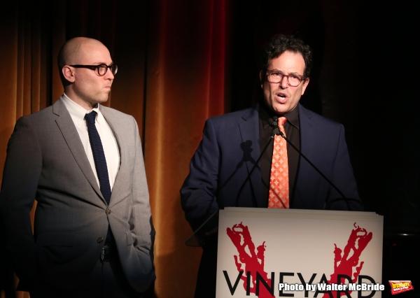 Photo Coverage: Inside Vineyard Theatre's 2015 Gala Celebrating Margo Lion- Part 2