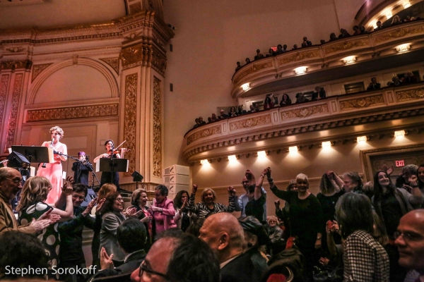 Photo Coverage: Sanford Weill & Jordan Roth Honored at National Yiddish Theatre Folksbiene Gala