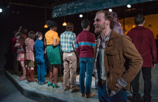 Photo Flash: First Look at Griffin Theatre's BALM IN GILEAD