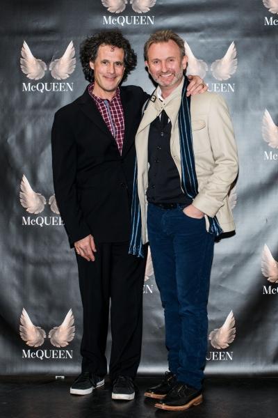 Producer Robert Mackintosh and Executive Producer Julian Stoneman