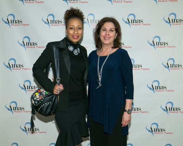 Photo Flash: Norm Lewis, Danny Holgate, Vivian Reed and More at 2015 Amas Musical Theatre Gala