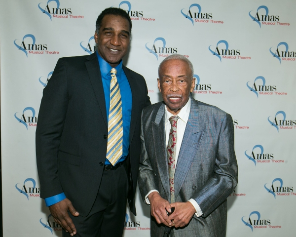 Norm Lewis and Danny Holgate Photo