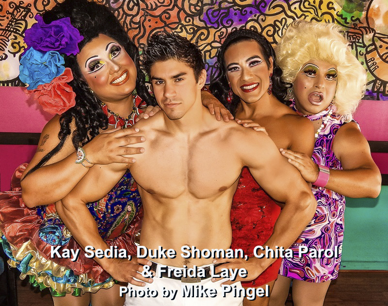 BWW Reviews: Hop on Board CHICO'S ANGELS 2 LOVE BOAT CHICAS for a Two-Hour Non-Stop Laugh Fest of '70s Nostalgia!
