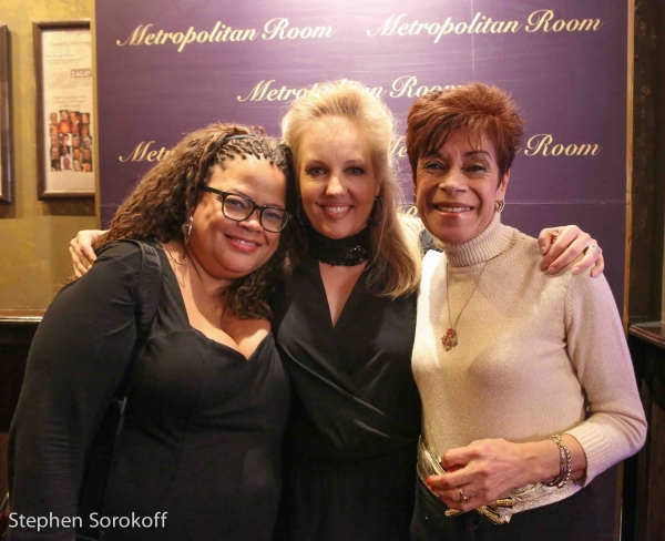 Photo Coverage: Stacy Sullivan Brings SINCE YOU'VE ASKED to The Metropolitan Room