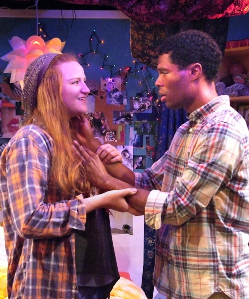 Photo Flash: First Look at I AND YOU at the Fountain Theatre