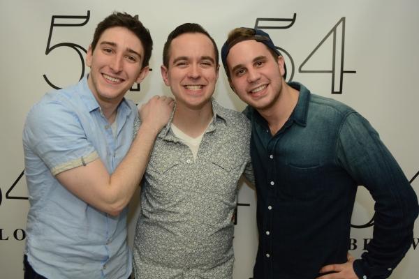 Ben Fankahuser, Benjamin Rauhala, and Ben Platt