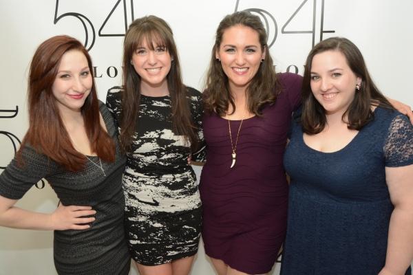 Lacey Angerosa, Tara Minogue, Jillian Soares, and Rachel Mackenzie. Photo