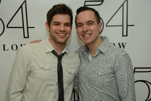 Jeremy Jordan and Benjamin Rauhala.