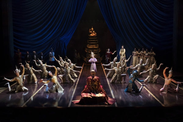 The King and I Production Photo