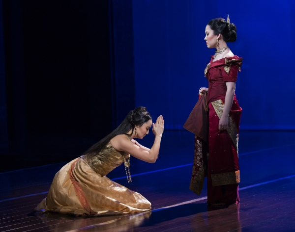 Ashley Park and Ruthie Ann Miles