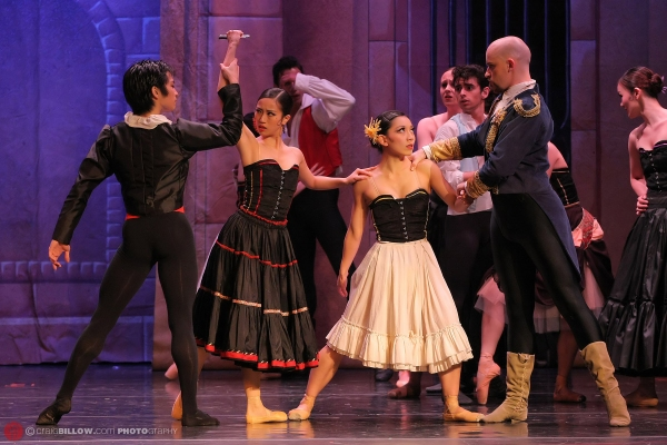 Photo Flash: First Look at the Atlantic City Ballet's Production of CARMEN