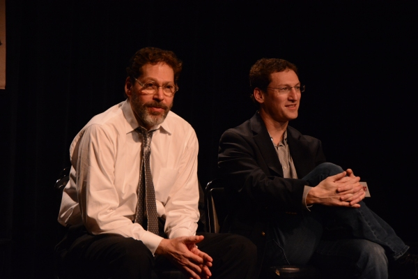 Photo Coverage: Inside Project Shaw's MISALLIANCE Reading