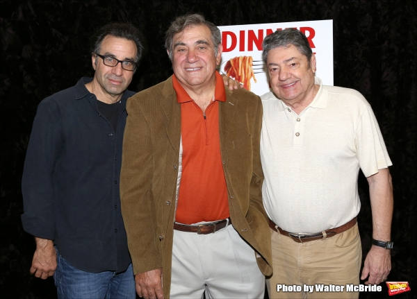 FREEZE FRAME: Meet the Cast of DINNER WITH THE BOYS, with Dan Lauria