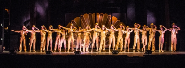Photos: First Look at Short North Stage's A CHORUS LINE